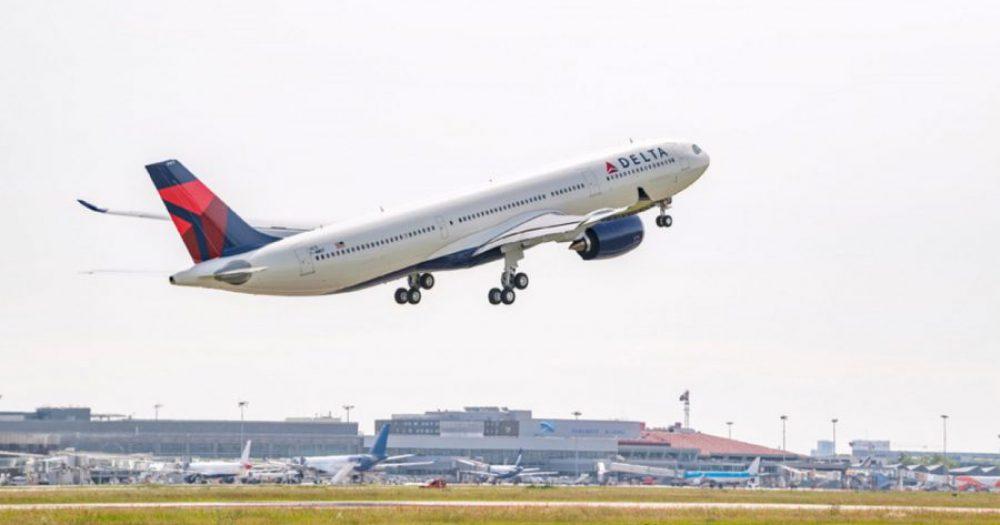 דלתא איירליינס הציבה את המטוס החדש ביותר שלה בקו ת