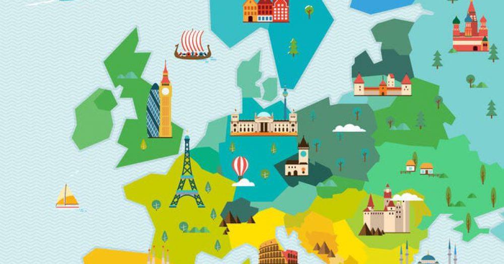 תיירות אירופה