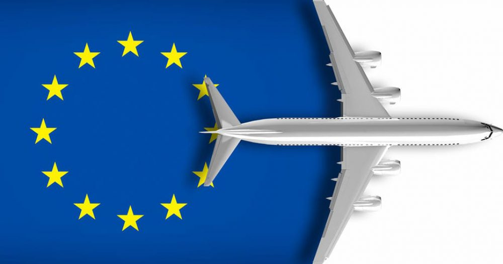 האיחוד האירופי - תעופה