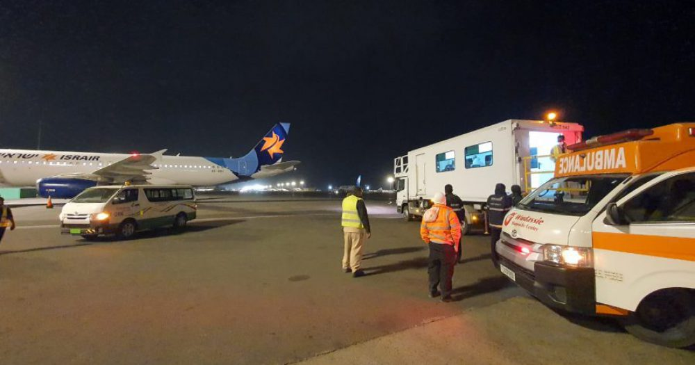 ישראייר ביצעה טיסת חילוץ רפואי מאתיופיה