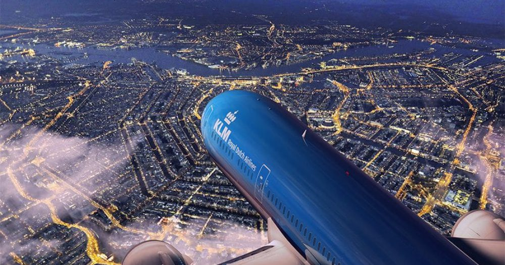 KLM משיקה קו חדש מאמסטרדם לסאן חוזה בקוסטה ריקה. צילום: יח