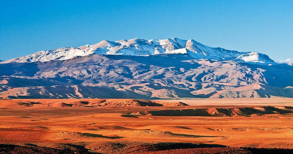 אטרקציות במרוקו - הרי הריף