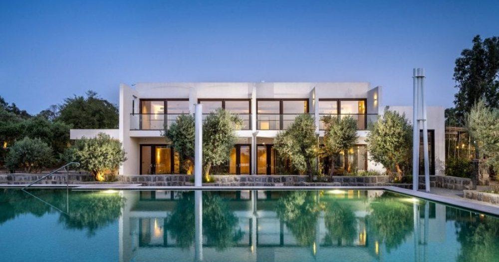 מלון בוטיק חדש יפתח ביולי בבית המכס הישן ברמת הגולן בהשקעה של כ-15 מיליון שקל