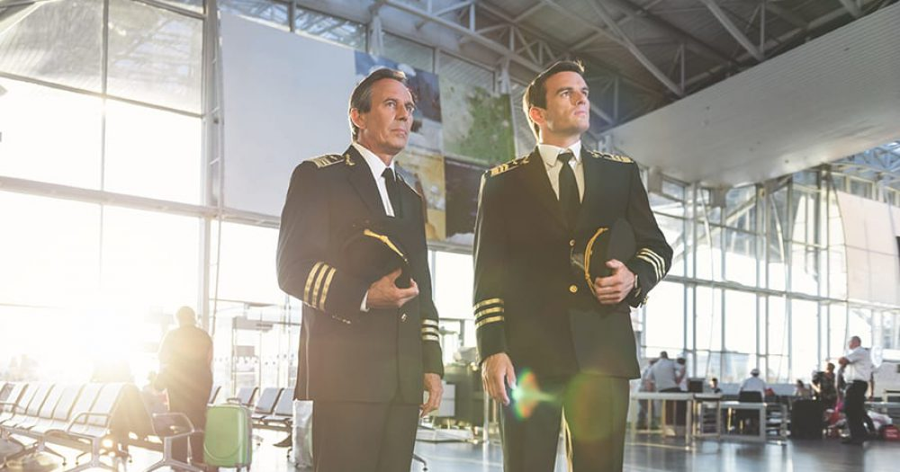 טייסים. צילום: 123rf