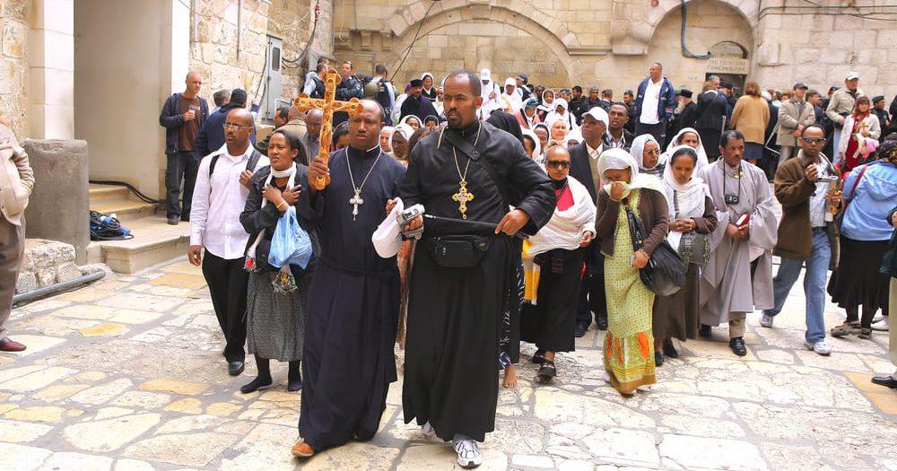 צליינים בירושלים