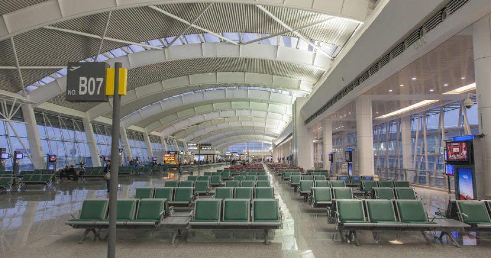 נמל התעופה של ווהאן. צילום: 123rf